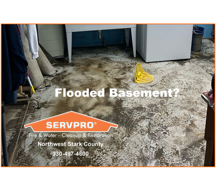 Water Basement Floor