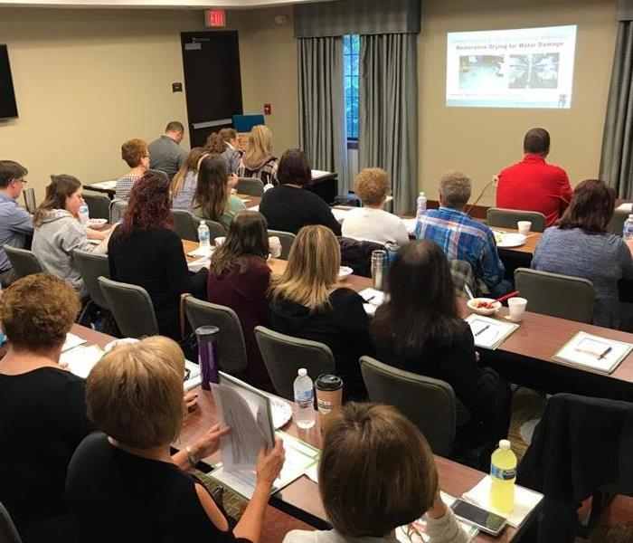 Why SERVPRO Continuing Education Courses for Insurance Agents in Stark County, Ohio