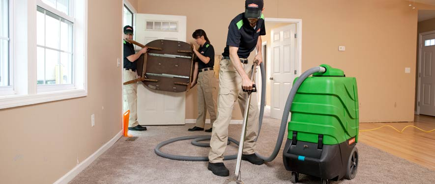 Jackson Township, OH residential restoration cleaning